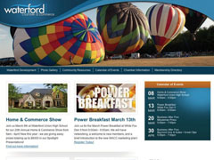 Waterford Chamber of Commerce - Website